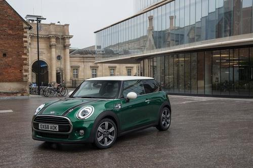 With Traditional Sporting Spirit And British Flair The Mini 60 Years Edition